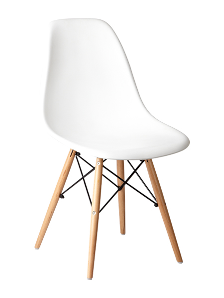 Стул EAMES CHAIR M-05 белый
