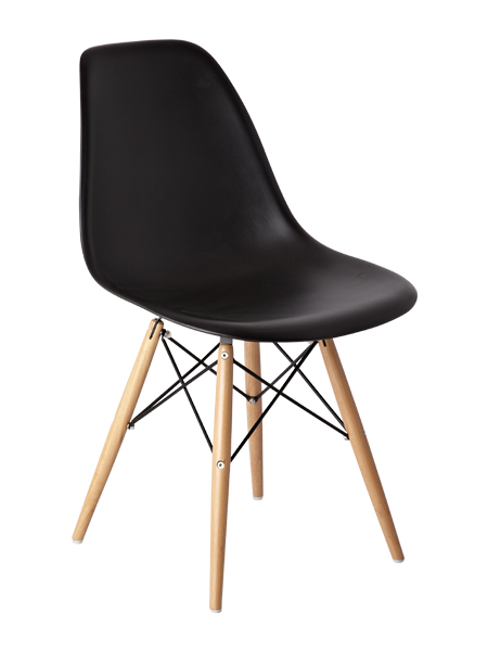 Стул EAMES CHAIR M-05 черный