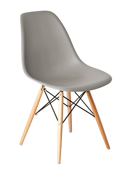 Стул EAMES CHAIR M-05 серый
