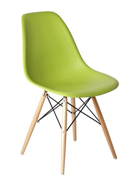 Стул EAMES CHAIR M-05 лайм